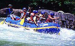 Ecuador Rafting Trip