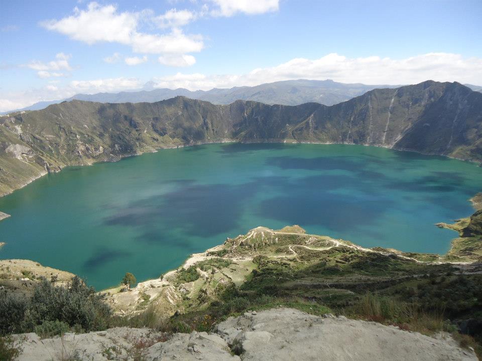 Circuito Quilotoa : Ecuador explorer circuito del quilotoa laguna del volcán