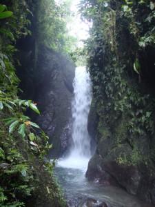 Cascada en Mindo - Michelle Palacios