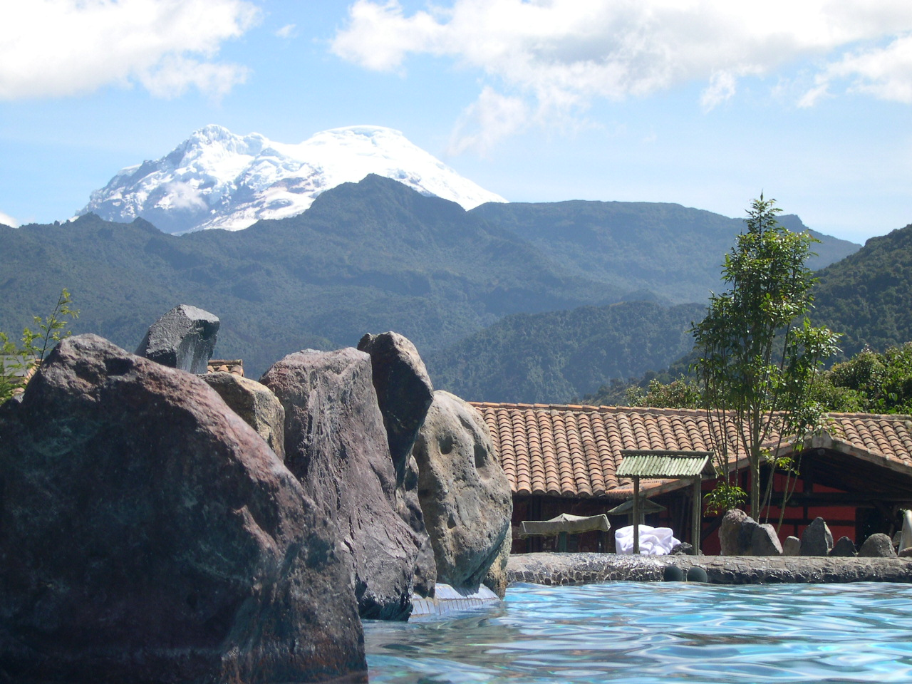 Baños Turcos Naturales En Aguas Termales:Aguas Termales En Ecuador