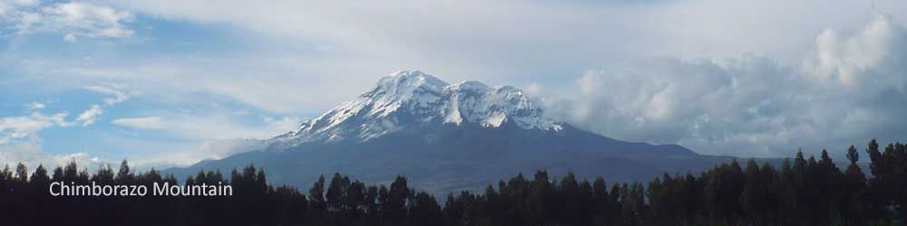 mountain-chimborazo-ecuador-andes